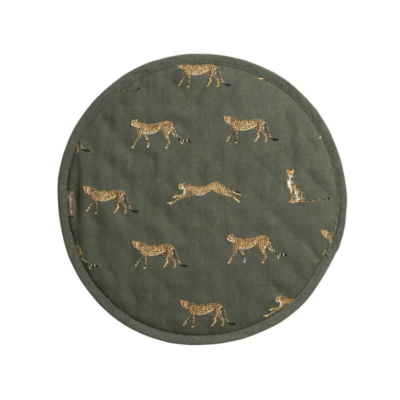 Cheetah hob cover