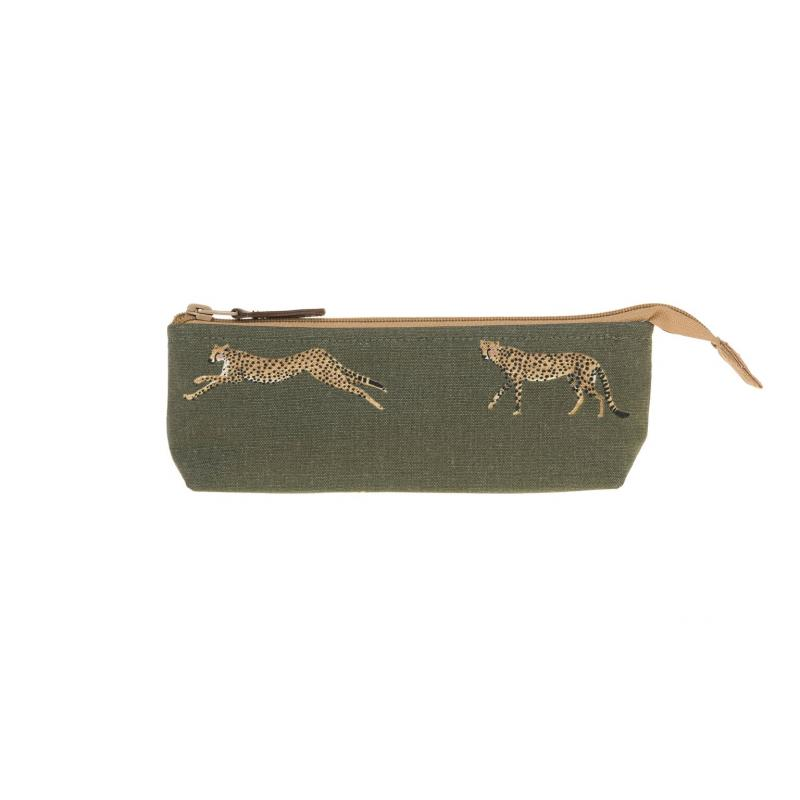 cheetah accessory case