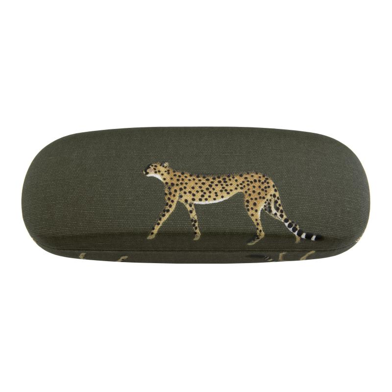 Cheetah Glasses case