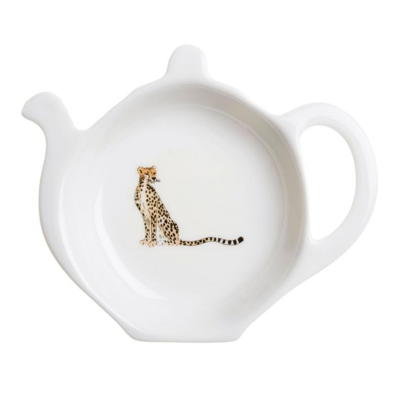 Cheetah Tea Tidy