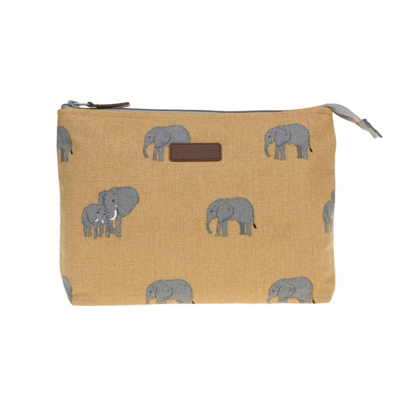 Elephant Wash Bag