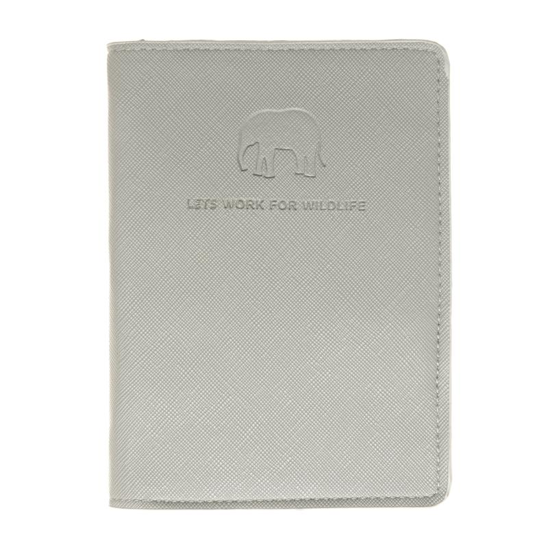 Elephant passport cover