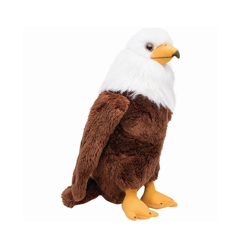 Bald Eagle Soft Toy