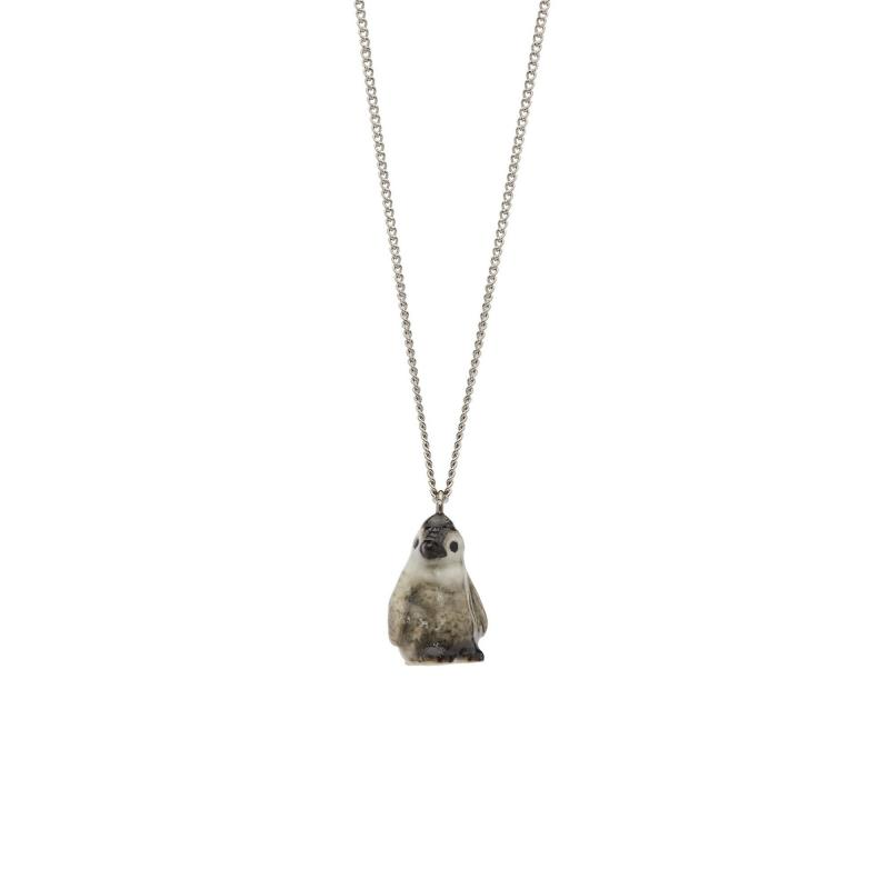 penguin chick necklace