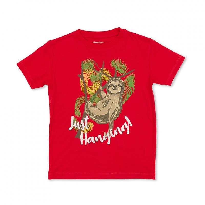Children's Sloth t-shirt