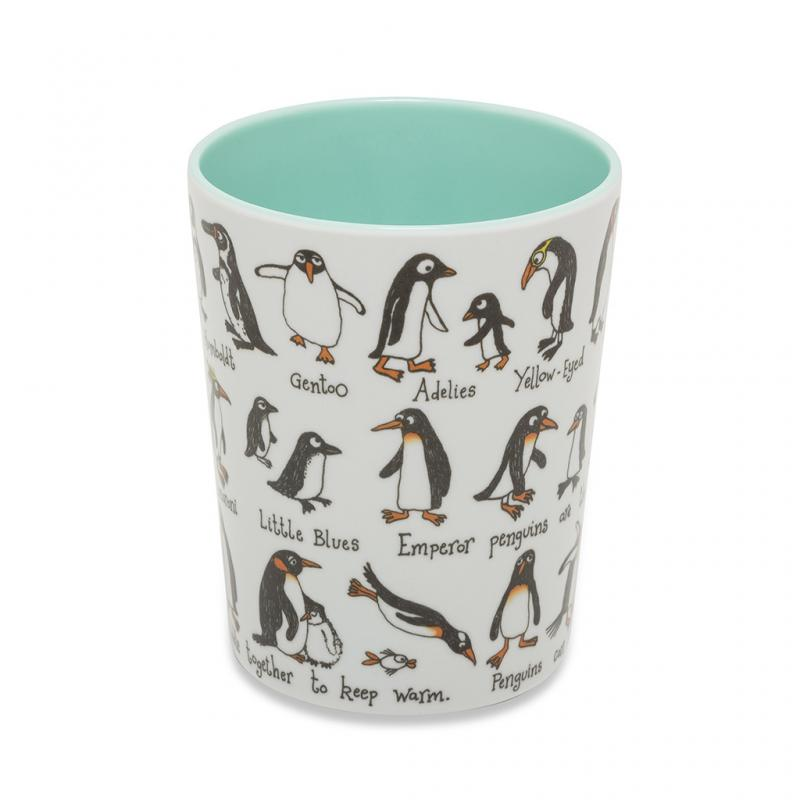Penguin cup