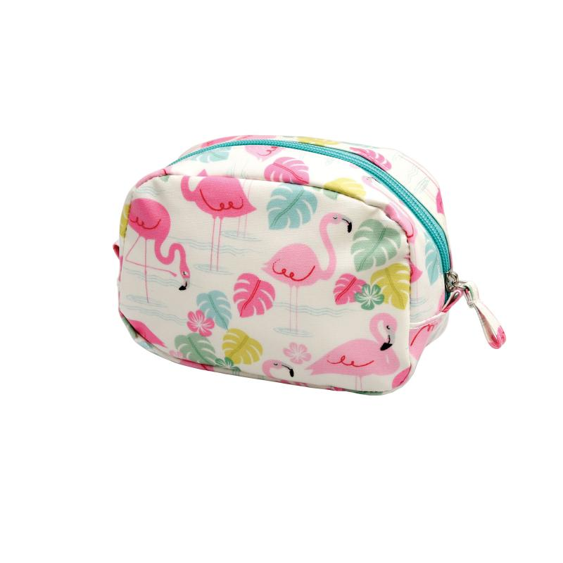 Flamingo Make Up Bag
