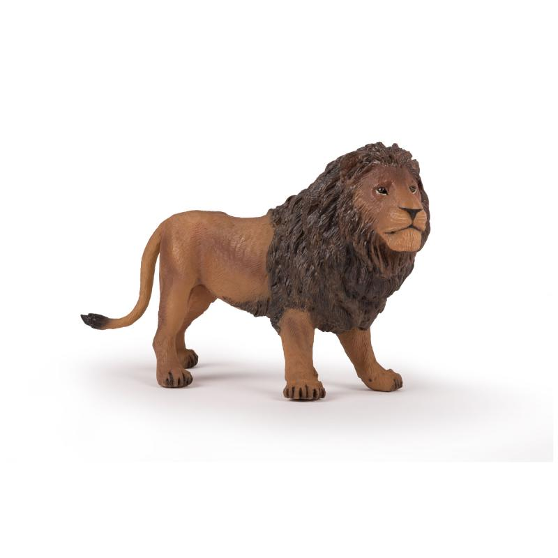 Lion figure, Large