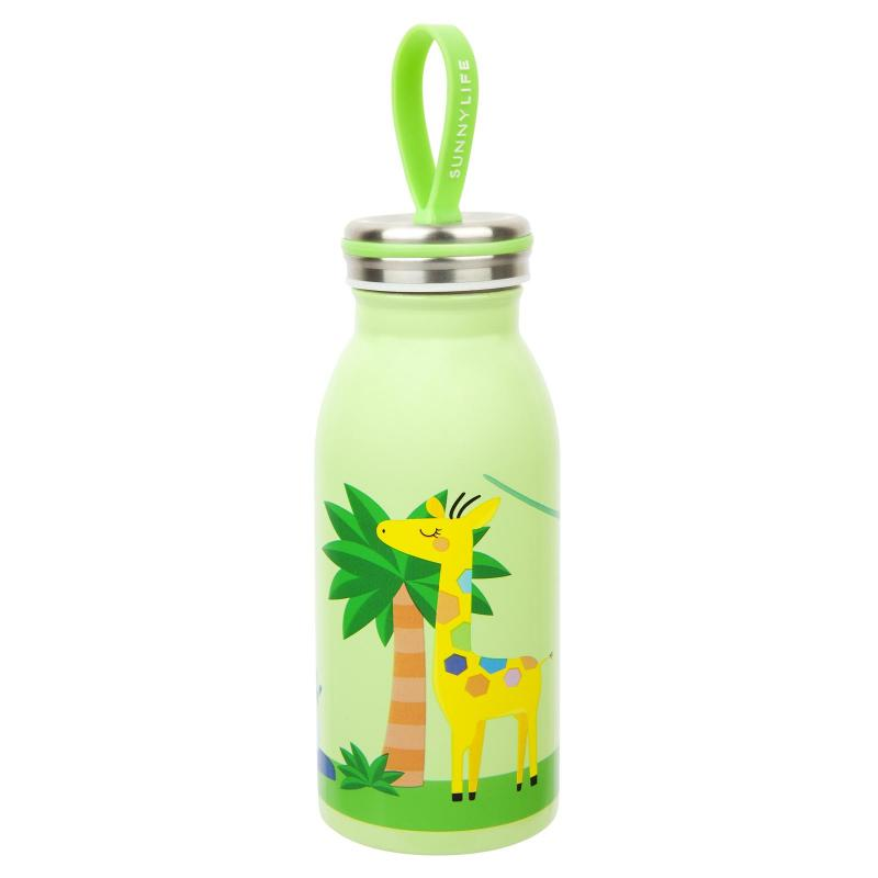 Kids giraffe flask