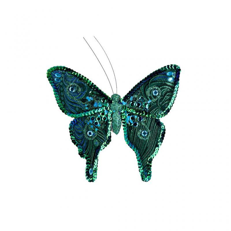 Gisela Graham Butterfly Decoration