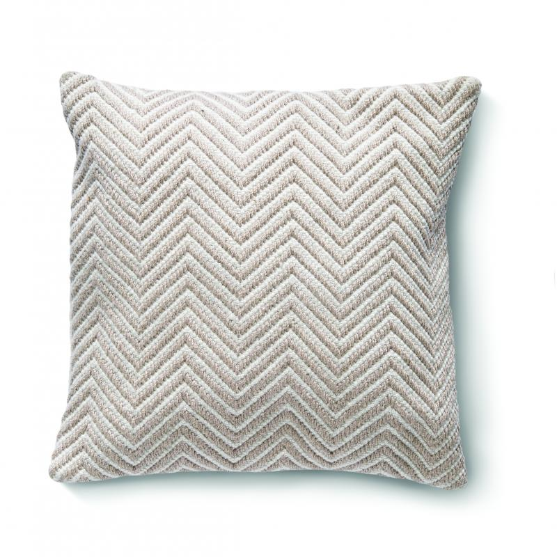 Eco-friendly cushion, natural