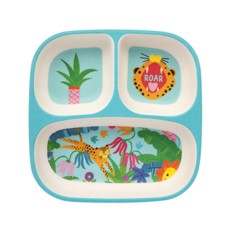Sunnylife eco jungle plate