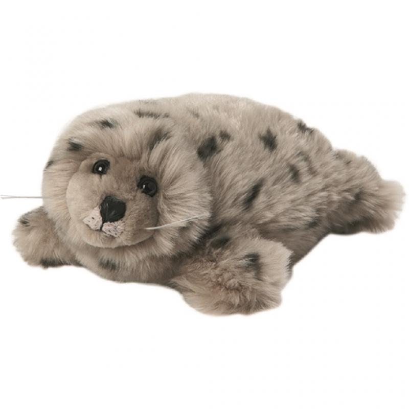 Harbour Seal Soft Toy, 28cm