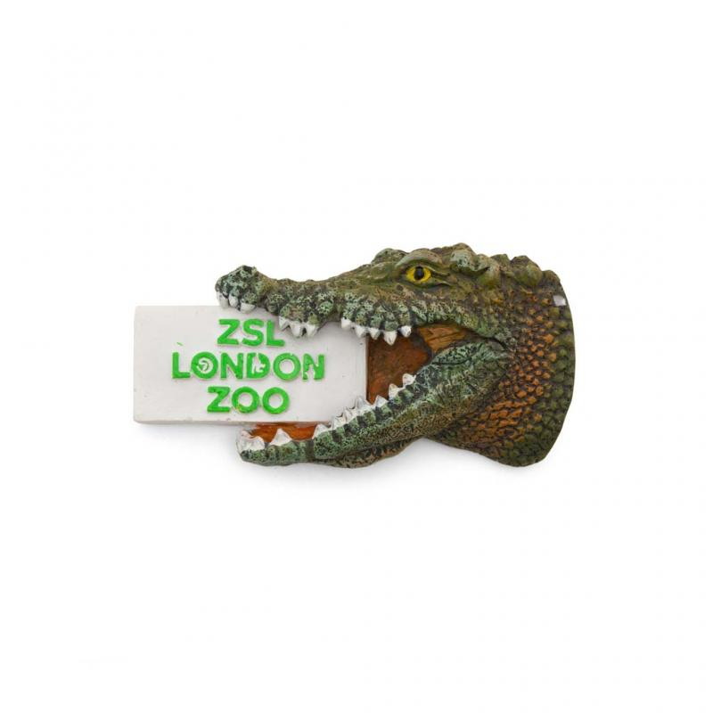 London Zoo Crocodile Magnet