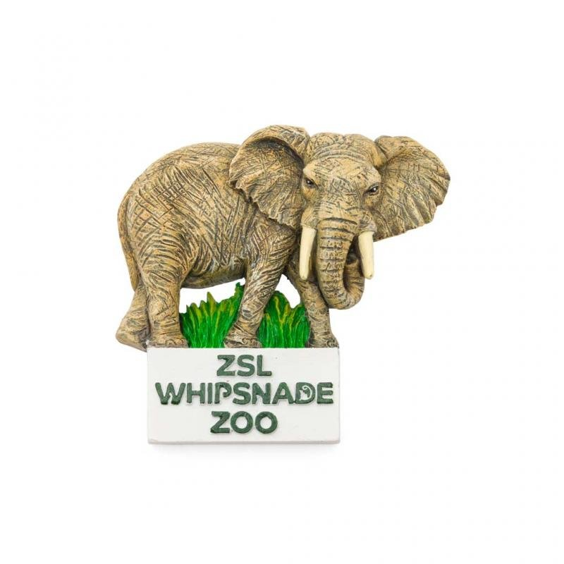 Whipsnade Zoo Elephant Magnet