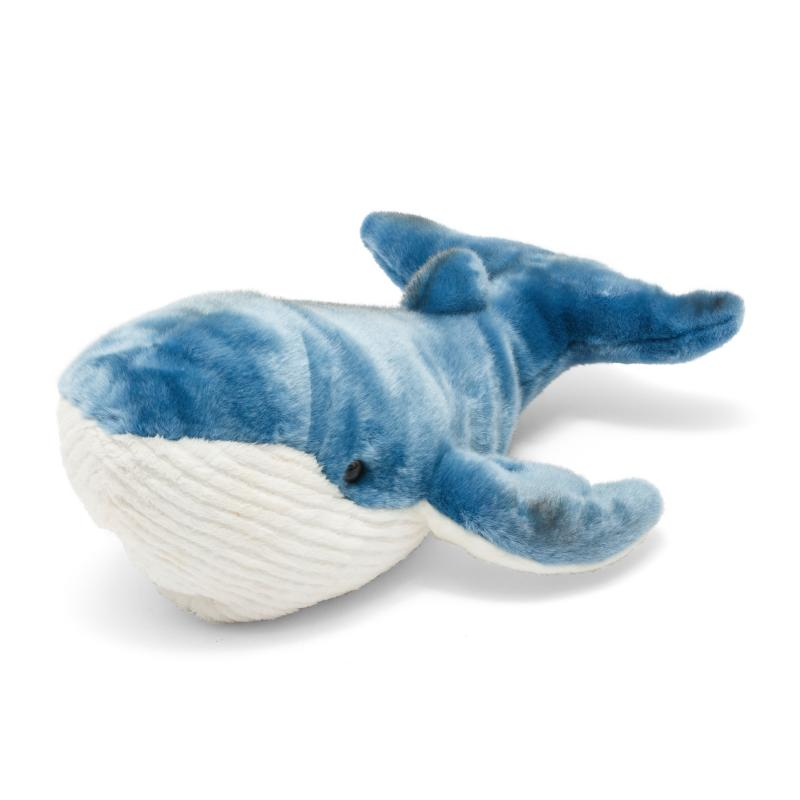Blue Whale Soft Toy, 35cm