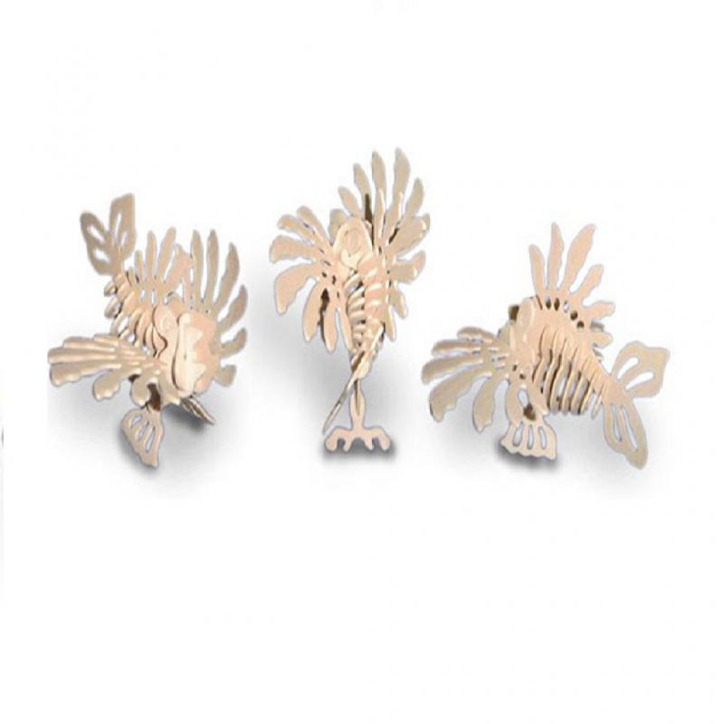 Lion Fish Construction Kit