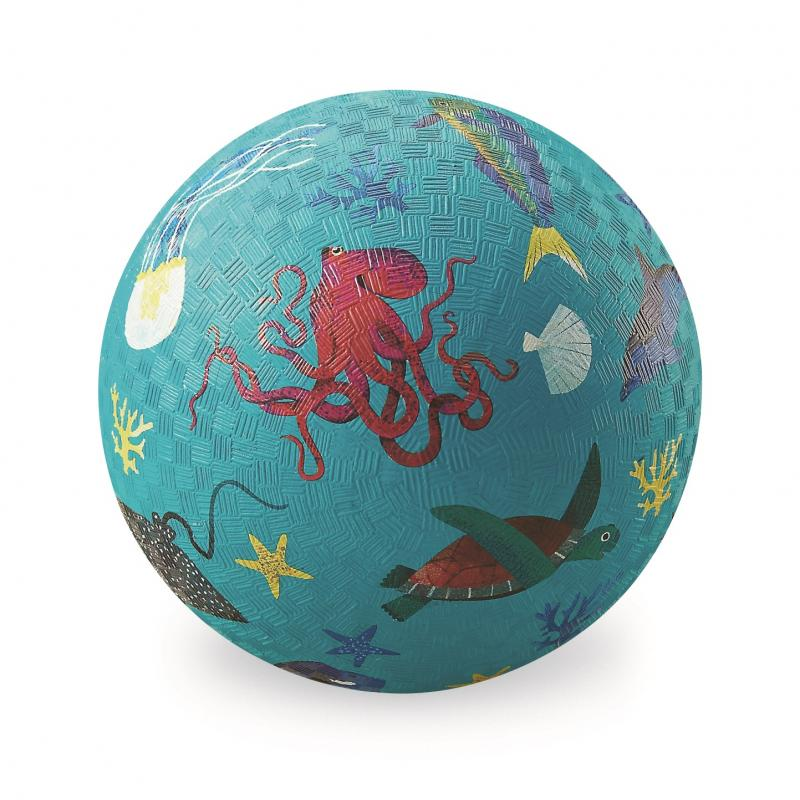 Ocean Animals Play Ball