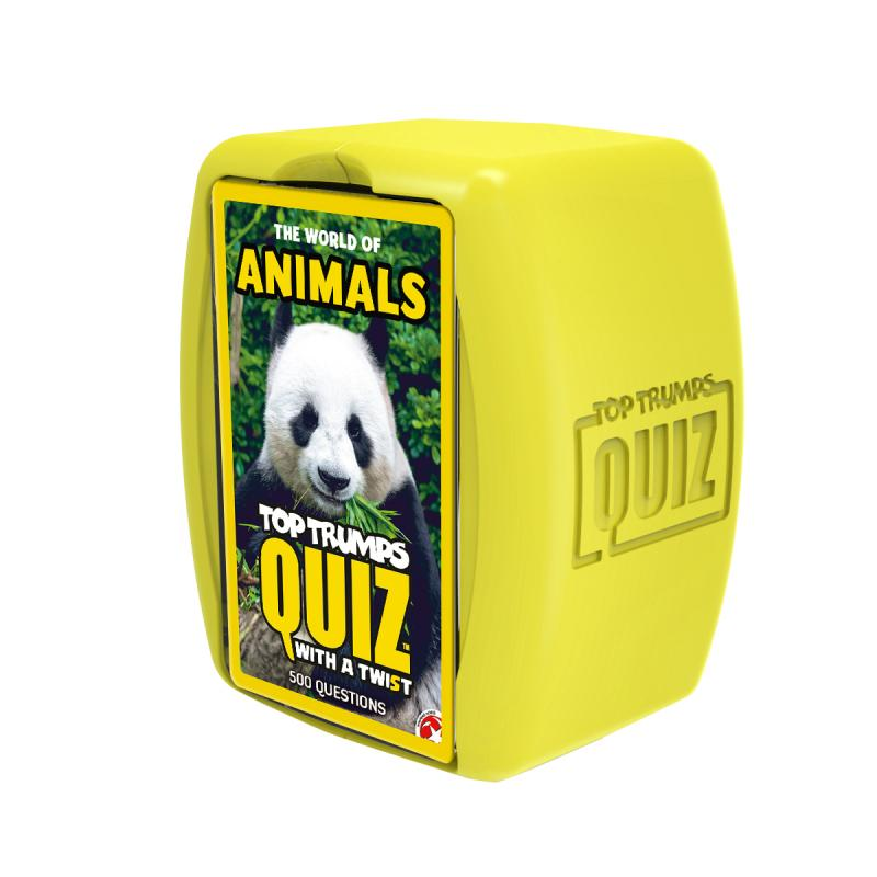 Top Trumps Animal Quiz
