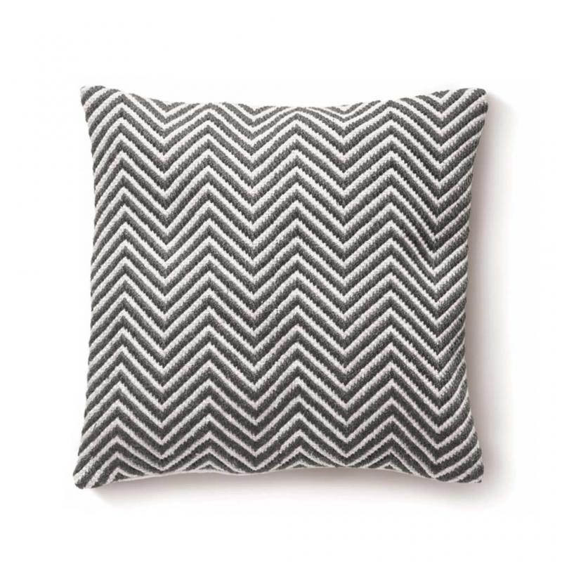 Eco-Friendly Cushion, Warm Grey
