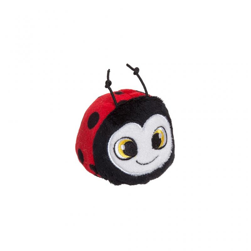 Ladybird Bean Ball Soft Toy