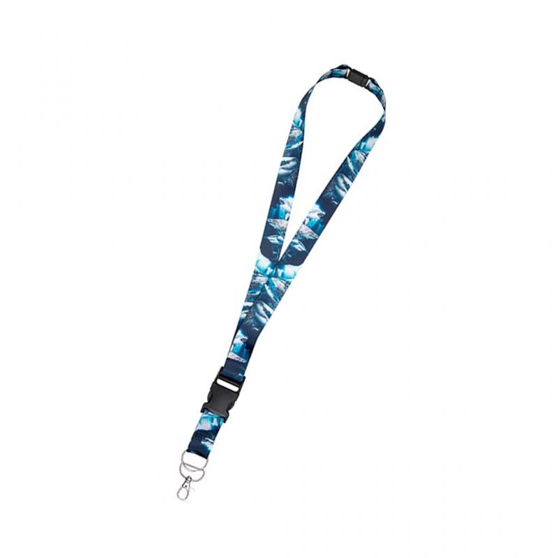 Recycled Plastic Shark Lanyard