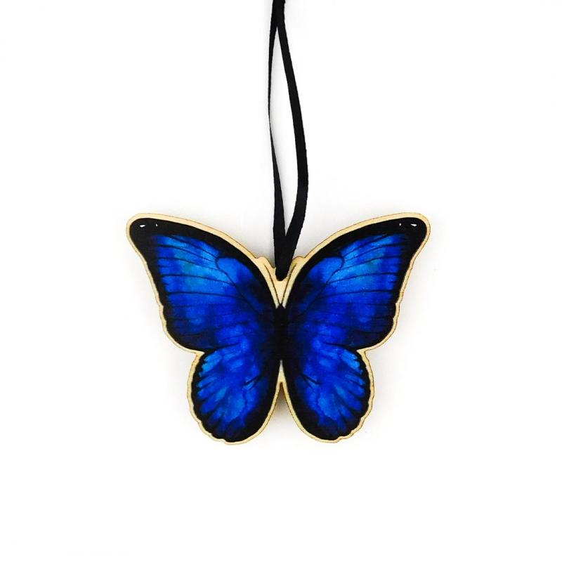 Butterfly Wooden Decoration