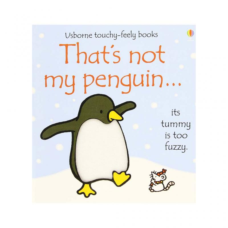 That's Not My Penguin Book