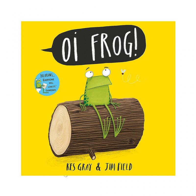 Oi Frog! Book
