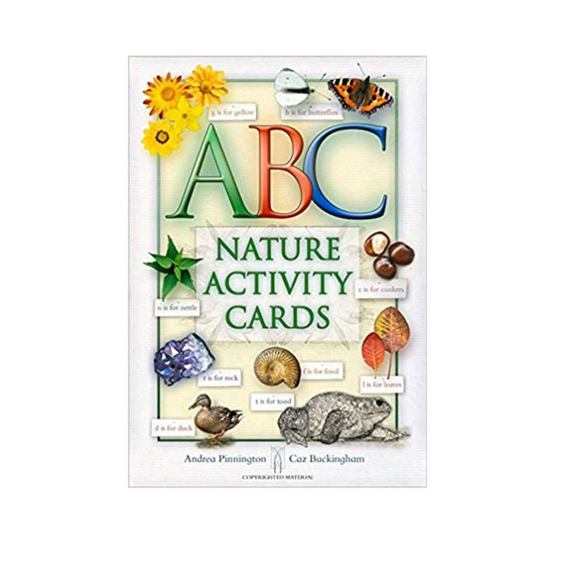 ABC of Nature Activity Cards