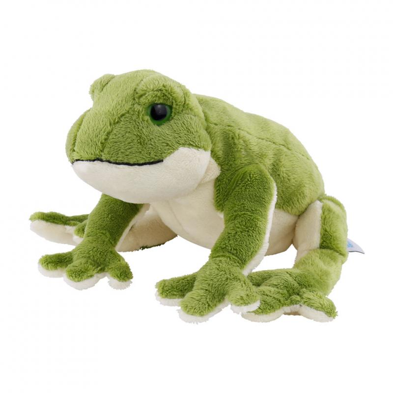 Croaking Frog Soft Toy