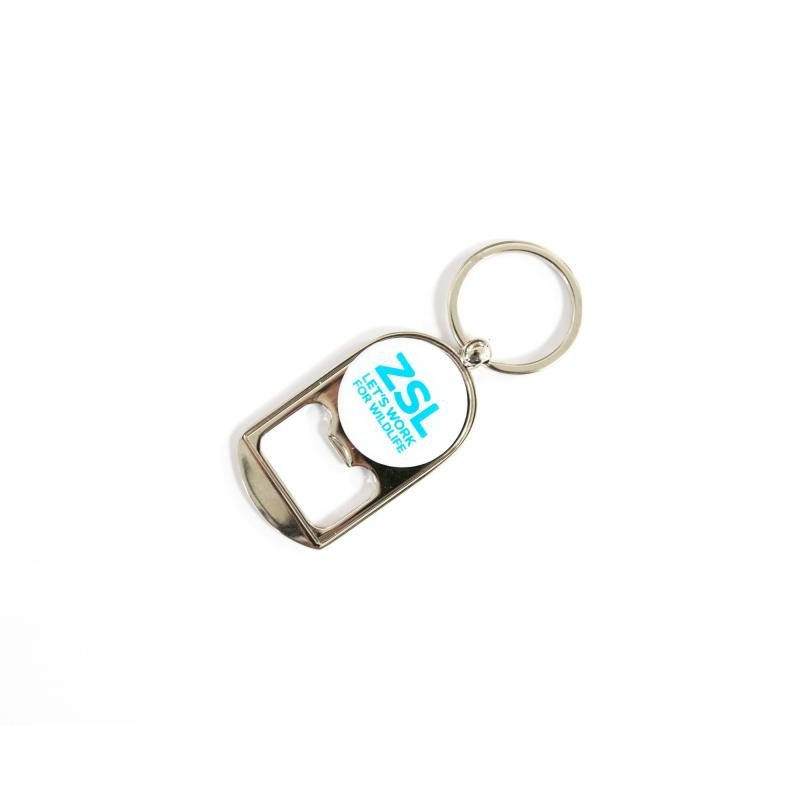 ZSL bottle opener keyring