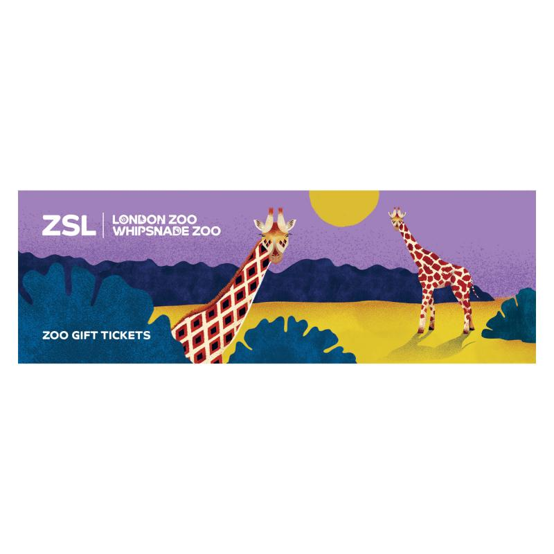 Zoo Gift Ticket, Child