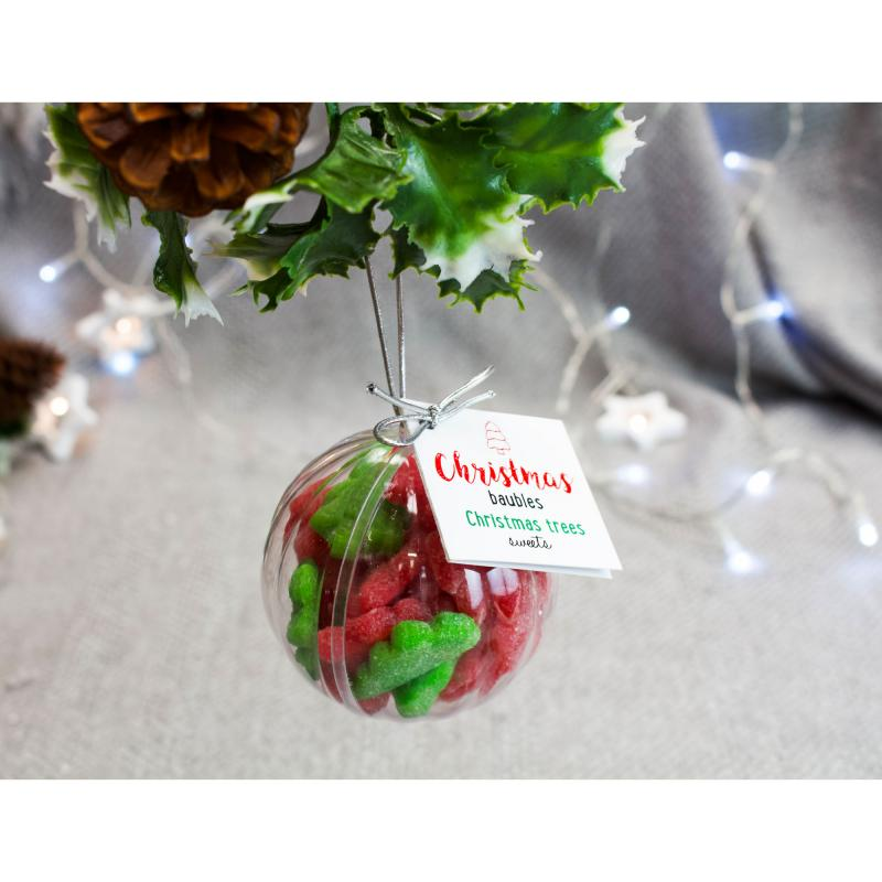 Christmas Tree sweet bauble