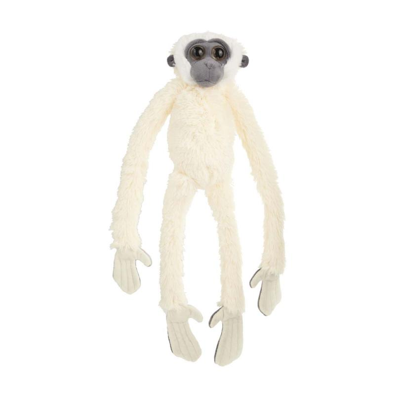 Cream Gibbon soft toy, small