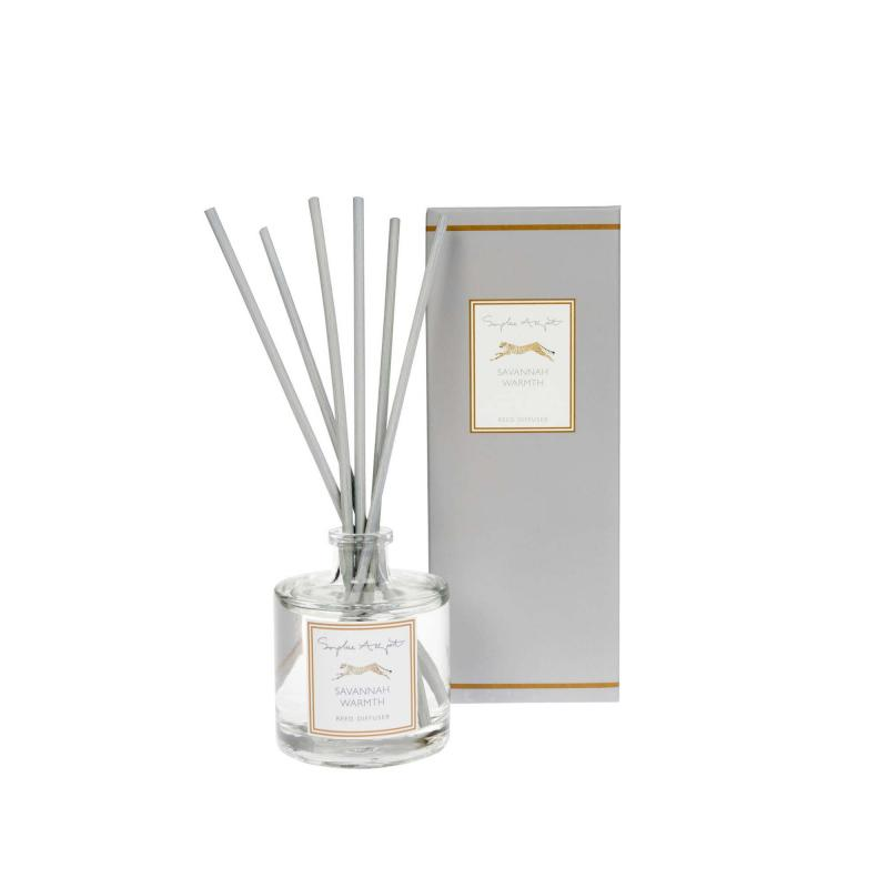 Savannah Warmth Cheetah Reed Diffuser, 1000ml