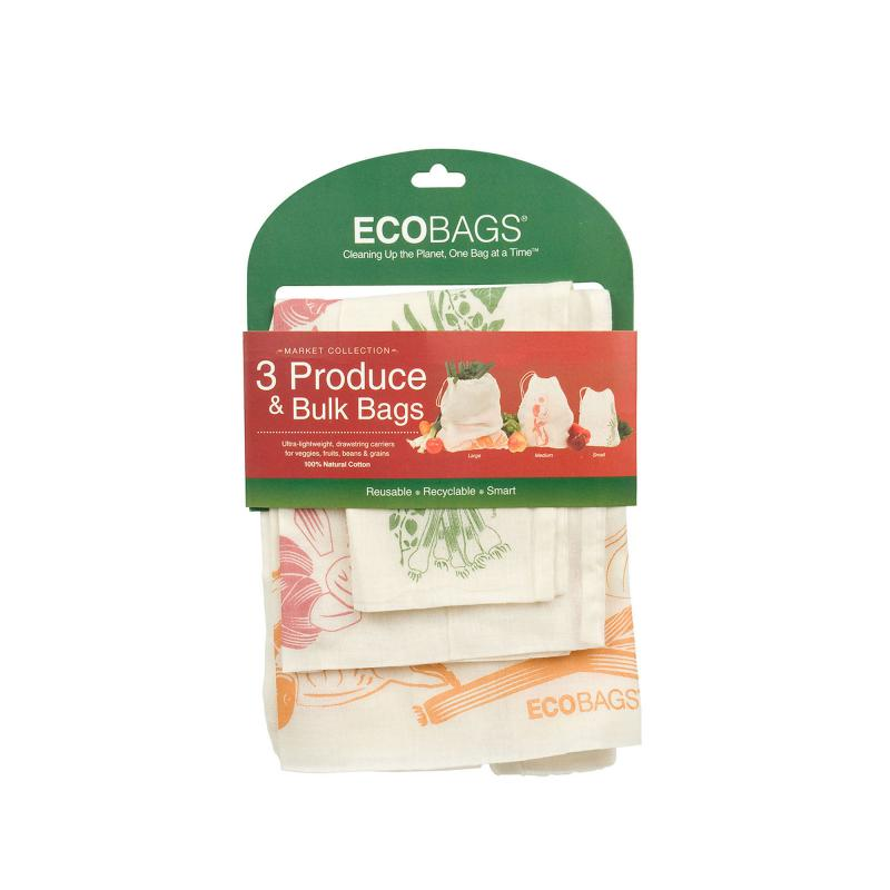 Fruit and vegetable eco-friendly bags