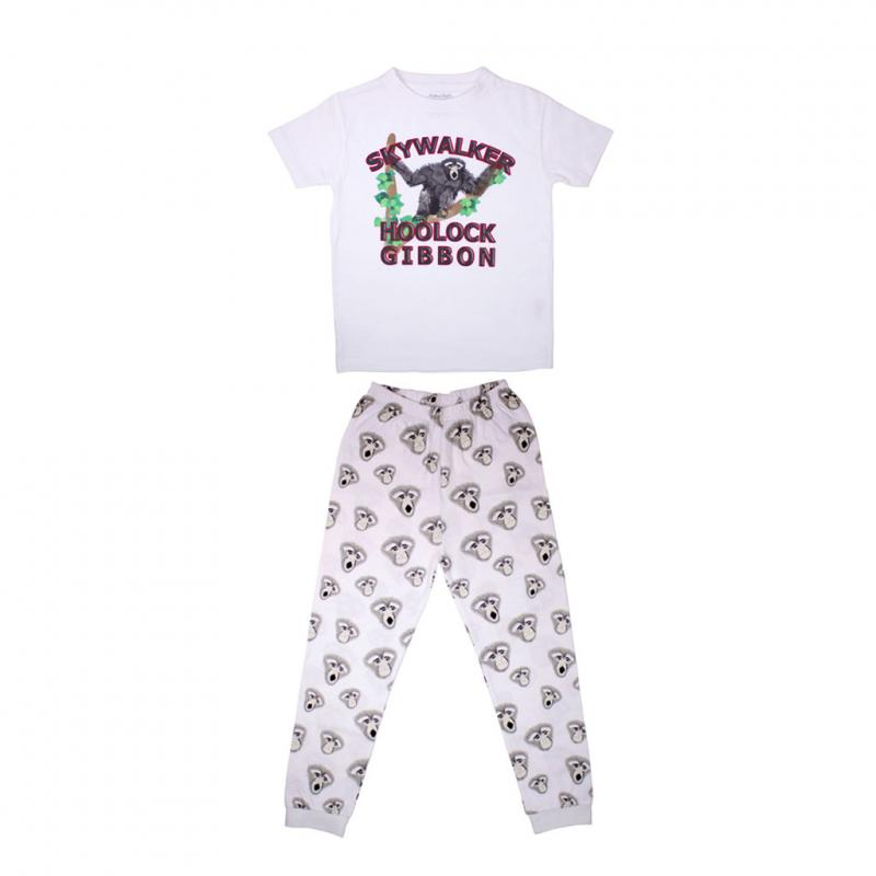 Children's gibbon pyjama bottoms