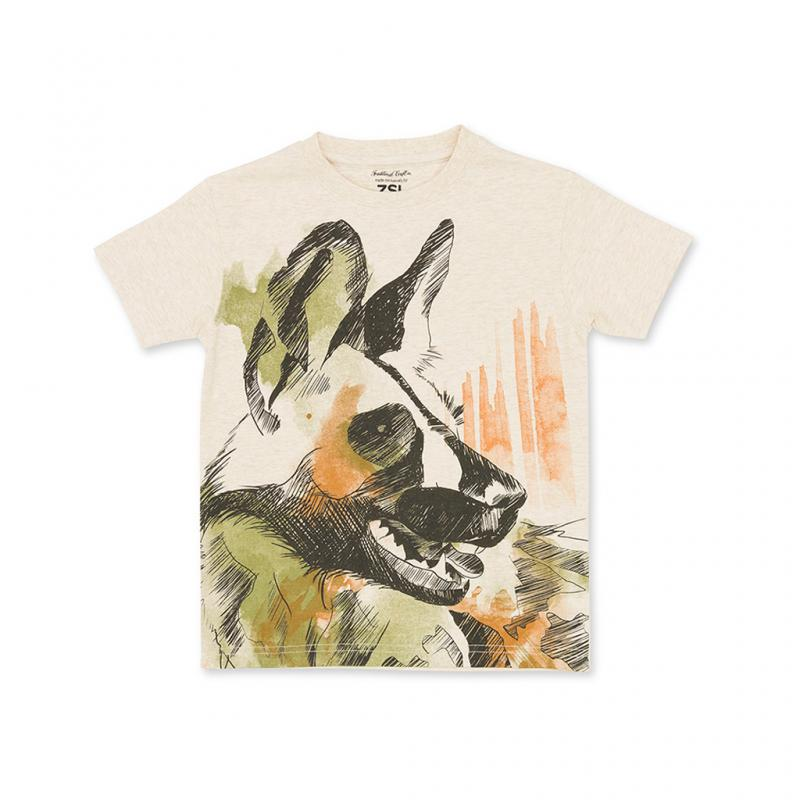 Children's Hunting Dog T-shirt, 1-2 yrs