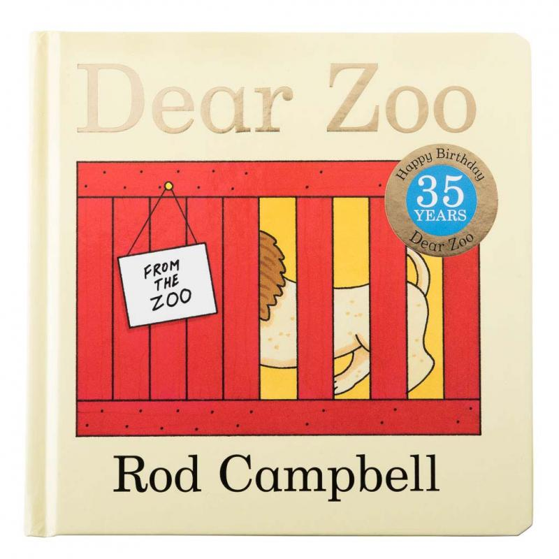 Dear Zoo - 35th Anniversary Edition