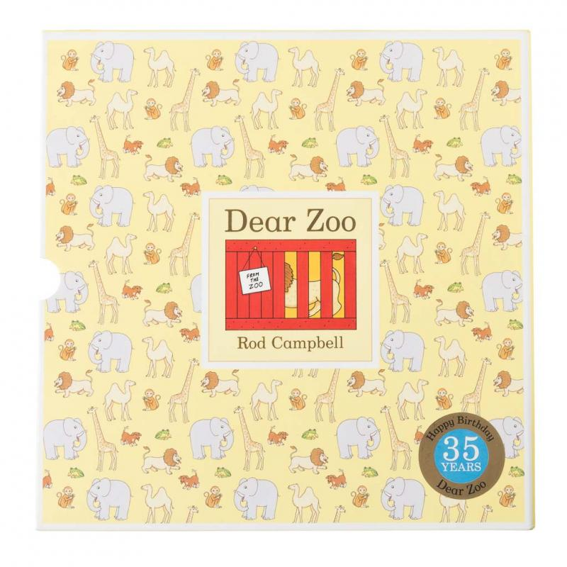 Dear Zoo - 35th Anniversary Gift Edition