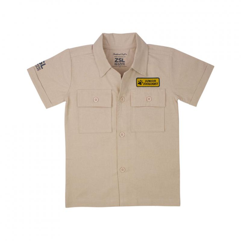 Junior Zoologist Shirt