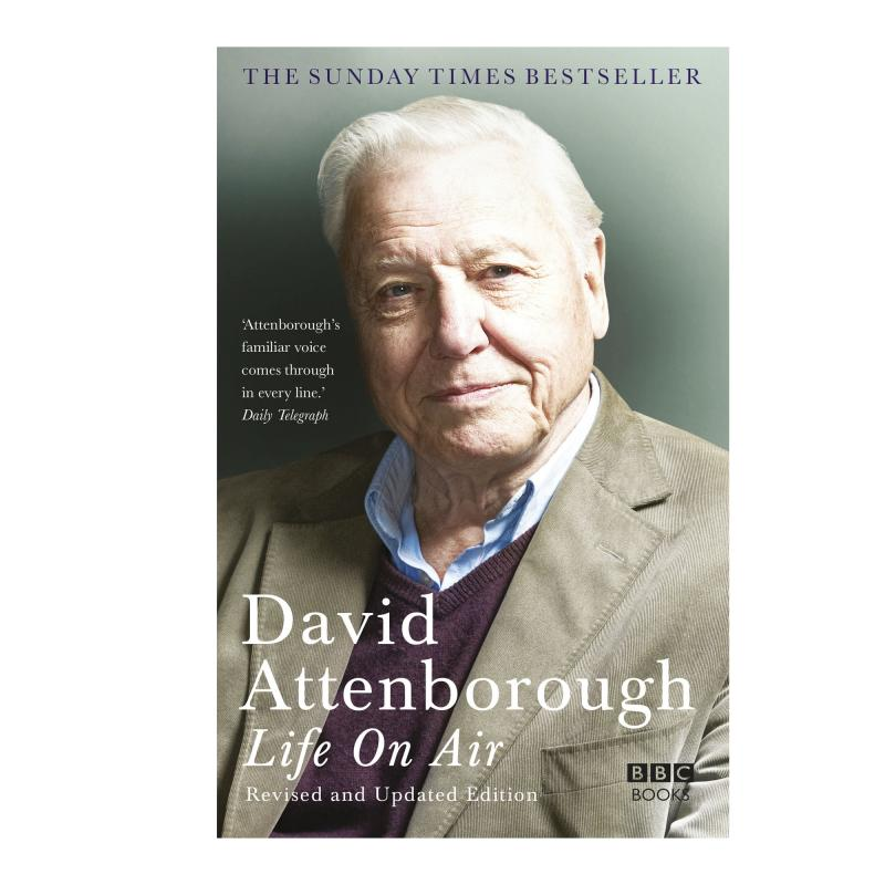 David Attenborough Life on air