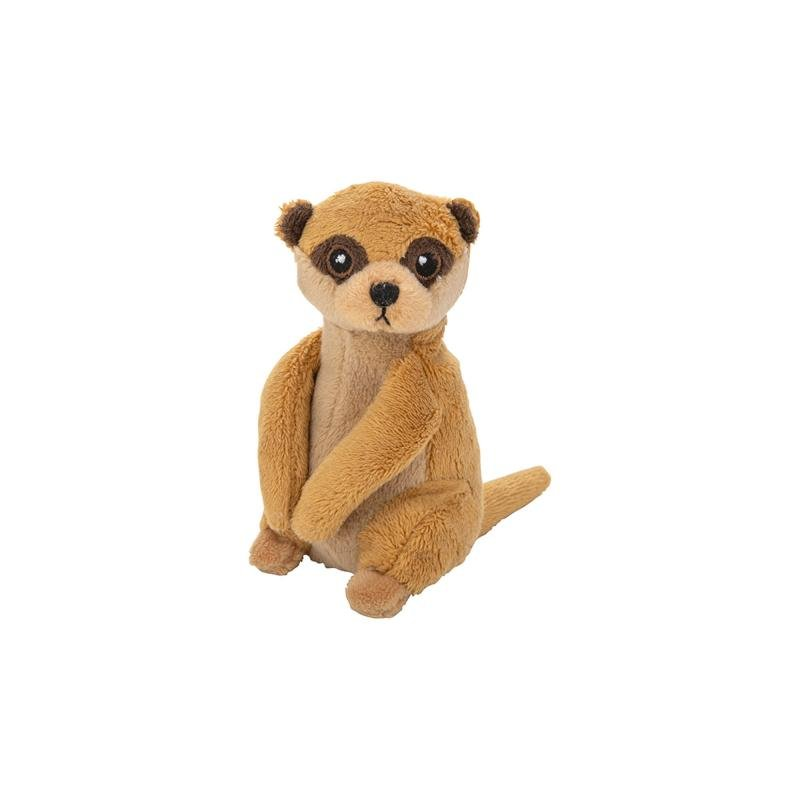 Meerkat Small Beans Soft Toy