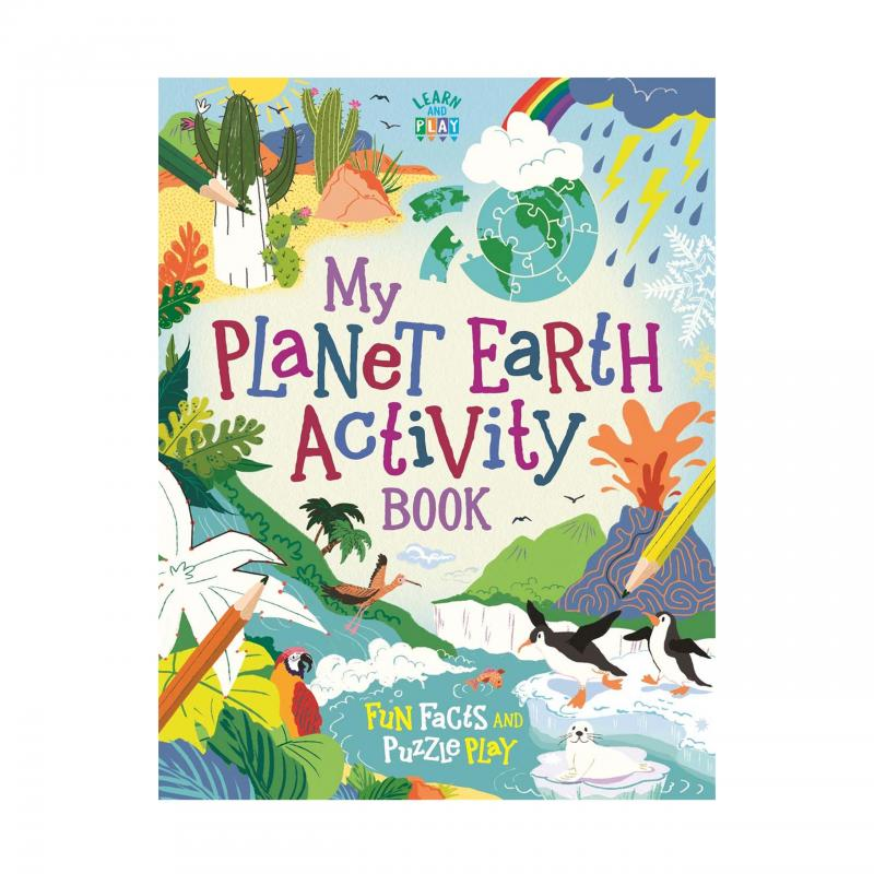 My Planet Earth Activity Book