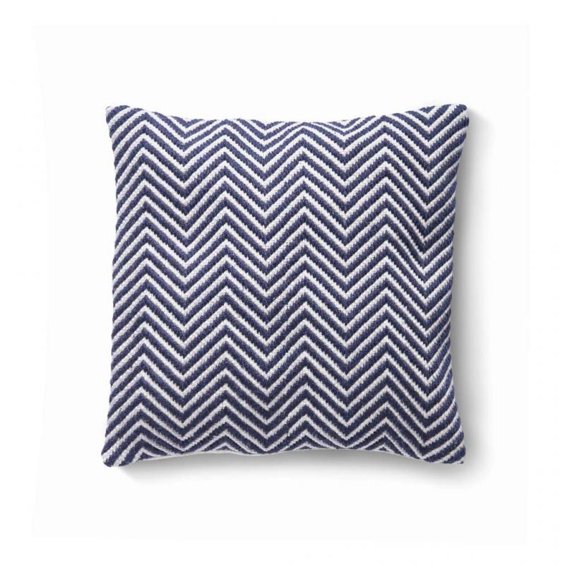 Eco-Friendly Cushion, Navy