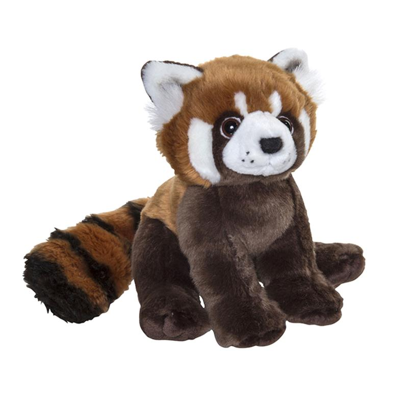 Red panda soft toy, 40 cm
