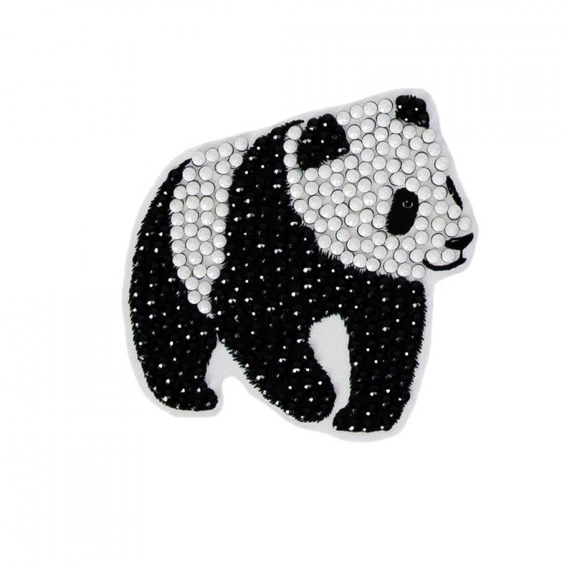 Panda Crystal Sticker Kit
