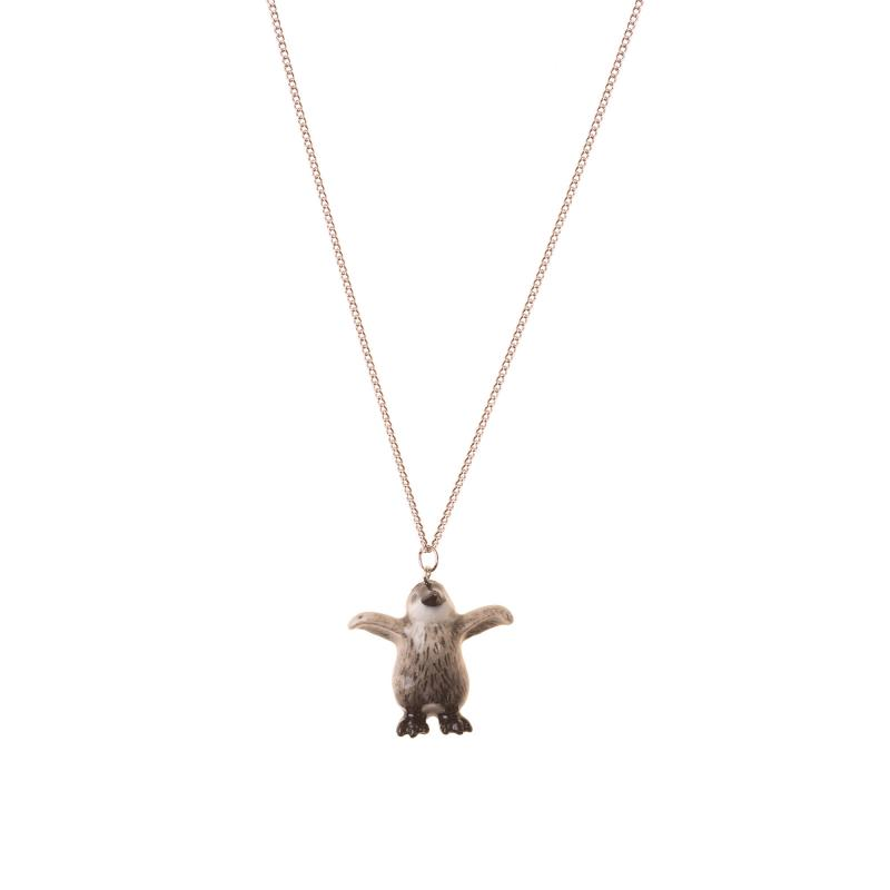 And Mary penguin necklace