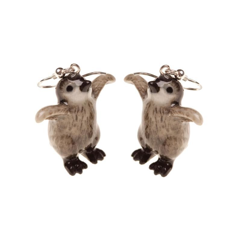 And Mary penguin earrings